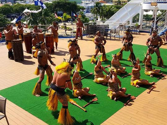 Découvrez les danses polynésiennes traditionnelles