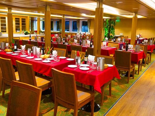 Le restaurant de l'Aranui 5