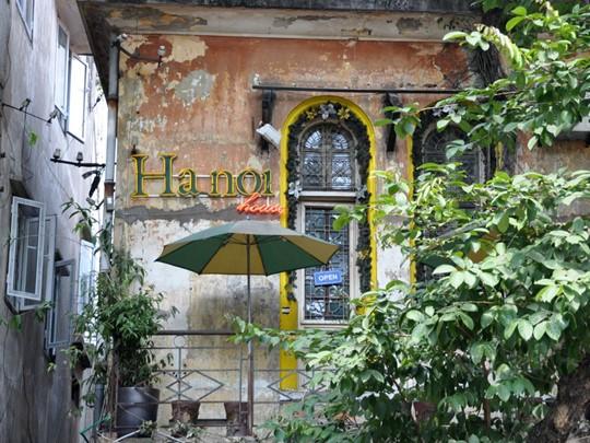 Les ruelles de charme de la capitale vietnamienne