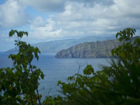 En plein cœur de la nature polynésienne