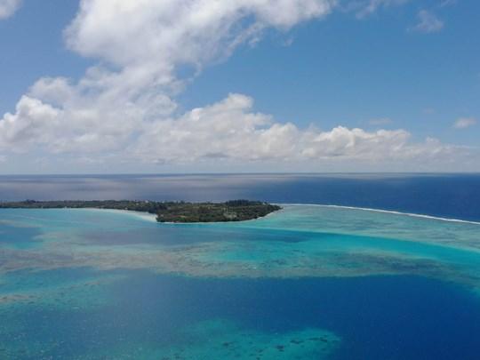Découvrez les charmes naturels de Tahiti