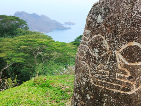 Admirez les paysages enchanteurs de l'île