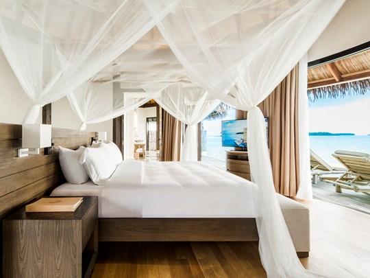 Profitez du calme depuis votre lit