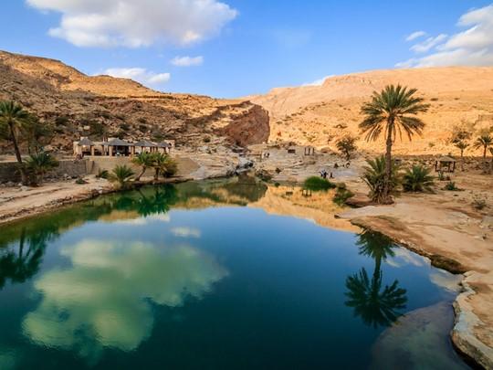 Le Wadi Bani Khalid