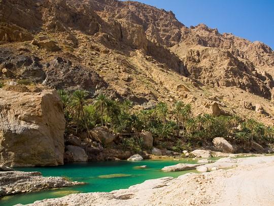 Le Wadi Tiwi