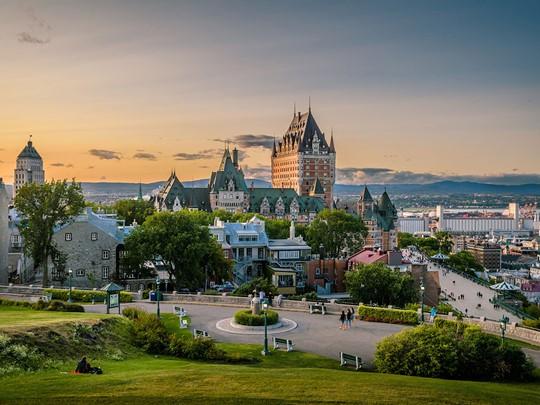 Continuez votre périple vers Québec !