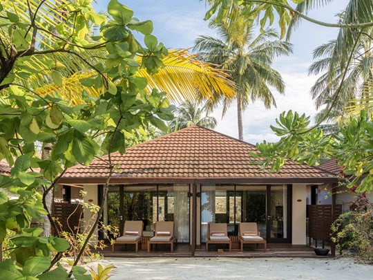 Beach Family Villa