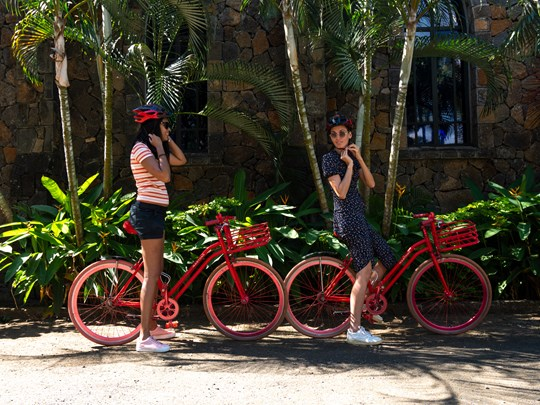 Profitez d'une balade à vélo
