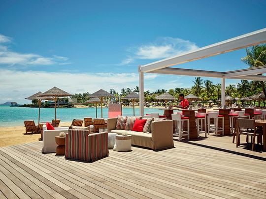 Le restaurant Beach Rouge