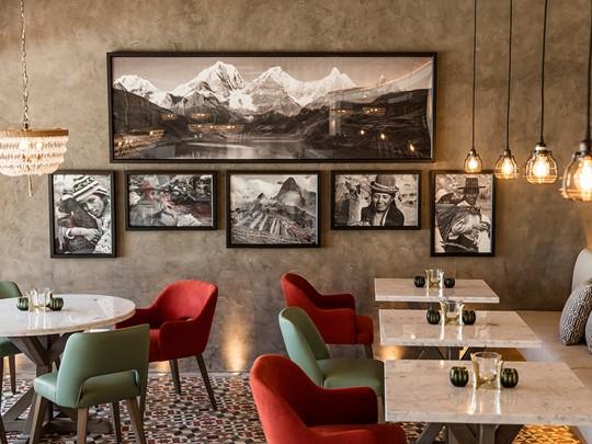 Cap sur le Pérou et l'Argentine au restaurant Inti