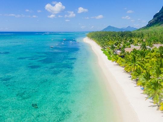 La magnifique plage