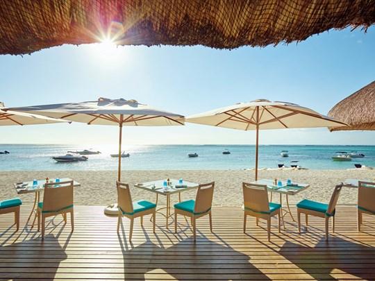 Spécialités méditerranéennes au restaurant The Beach