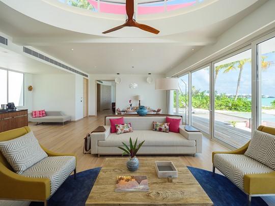Beach Villa du LUX* North Malé aux Maldives