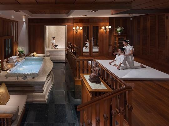 Le spa de l'hôtel