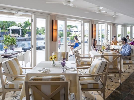 Restaurant Dolce Vita de l'hôtel Mandarin Oriental