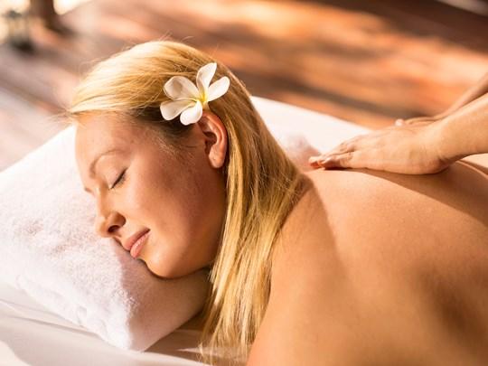 Profitez des soins relaxants