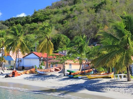 Séjour à la Martinique