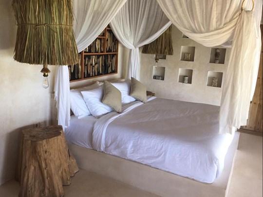Les chambres du Mathis Lodge