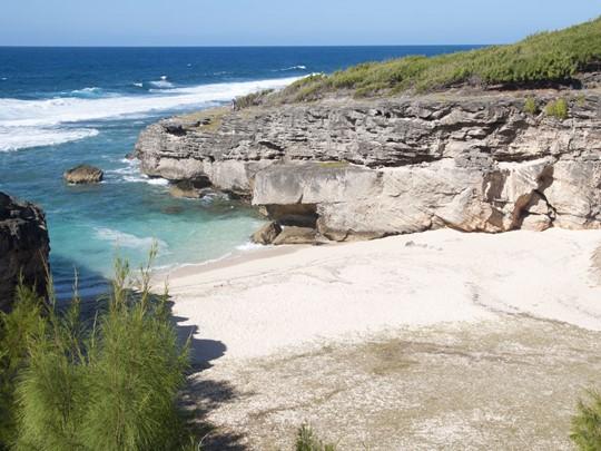 A la recherche des criques sauvages de Rodrigues