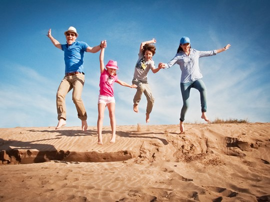 Séjour idéal en famille au Mazagan Beach Resort