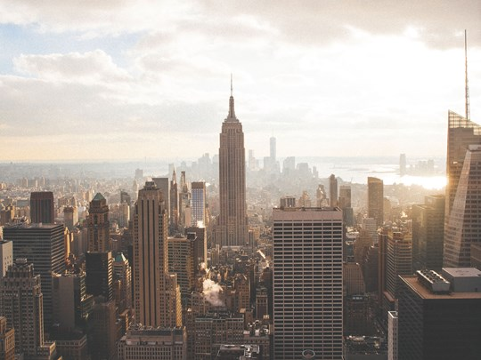 Empire State building, le plus connu de tous les buildings New-yorkais