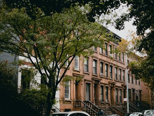 Découvrez Harlem, et ses fameuses briques rouges
