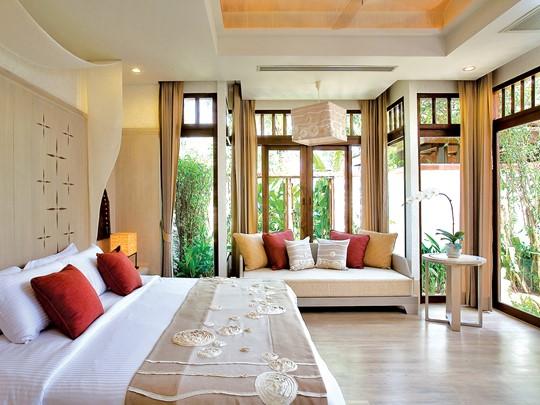 Presidential Suite de l'hôtel Melati Beach Resort