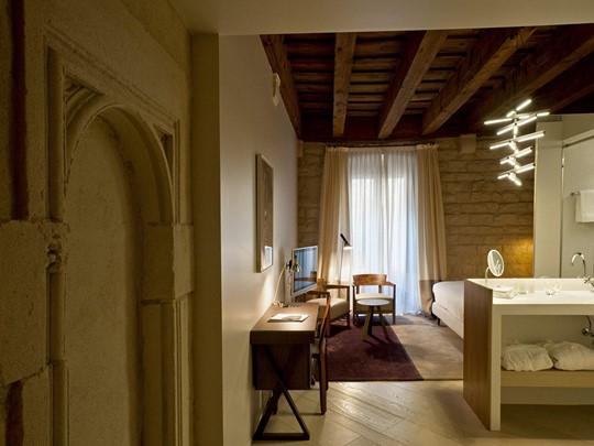 Deluxe Room du Mercer Hotel Barcelona en Espagne
