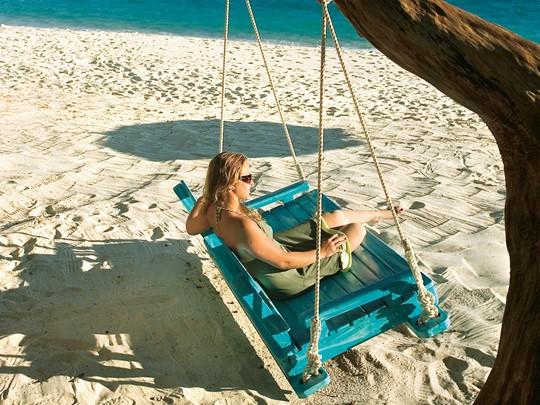 Relaxez vous sur la plage du Constance Tasrabanjina