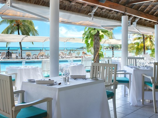 Restaurant Le Badamier