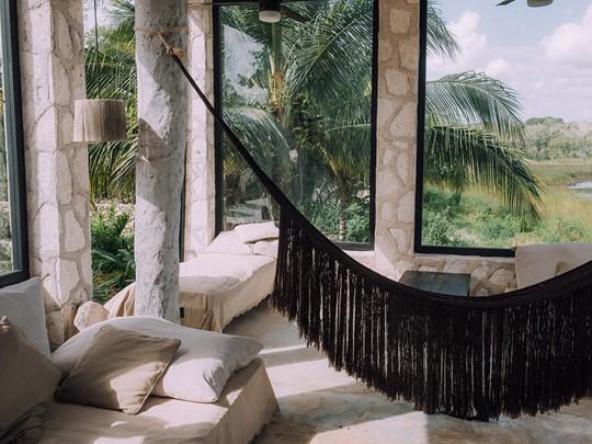 Une décoration contemporaine aux touches méxicaines