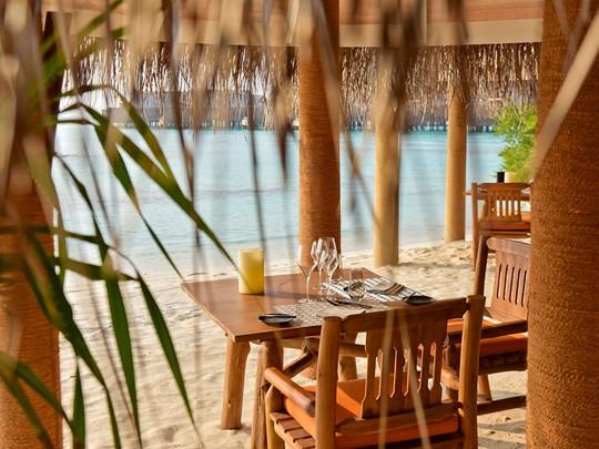 Le restaurant Shoreline Grill