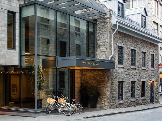 Séjournez au William Grey Montréal