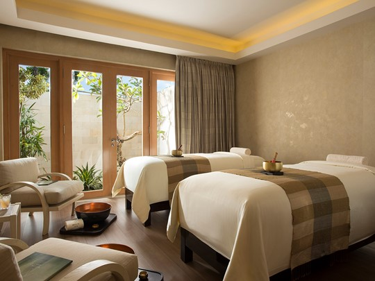 The Mulia Spa