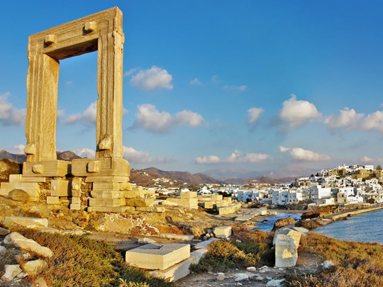Séjour à Naxos