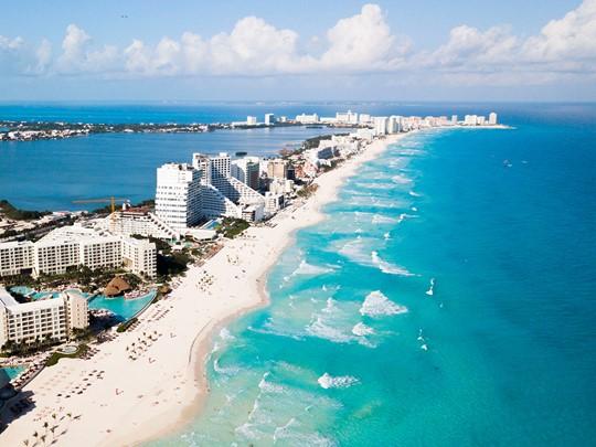 Envolez-vous vers le soleil mexicain et rejoignez Cancun