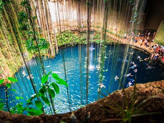 Explorez la nature de Riviera Maya