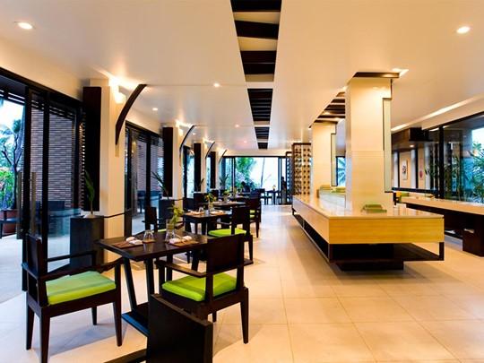 Autre restaurant de l'hôtel New Star Beach en Thailande