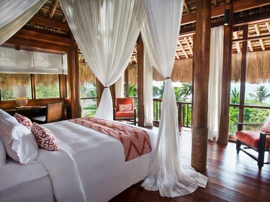 Kanatar Villa du Nihi Sumba en Indonésie