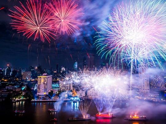 L'occasion de démarrer  une nouvelle année dans une atmosphère inoubliable