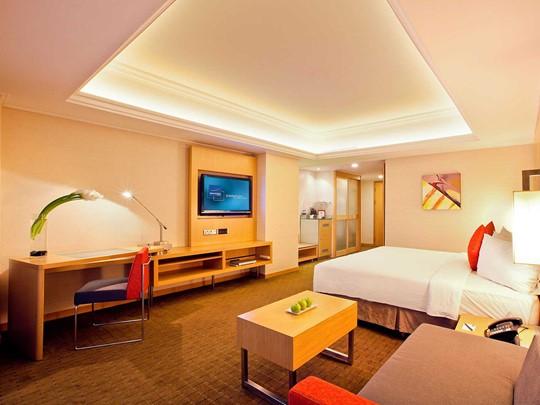 Executive Room du Novotel Clarke Quay Singapore