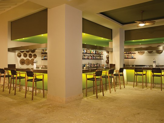 Le bar Spotlight