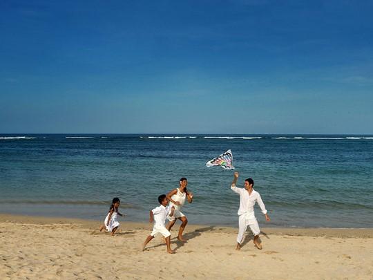 Séjour idéal en famille au Nusa Dua Beach Hotel & Spa