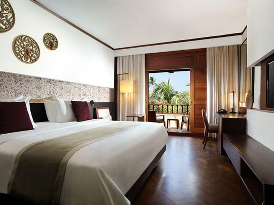 Deluxe Room du Nusa Dua Beach Hotel à Bali