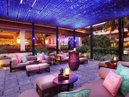 Délicieux cocktails au Lobby Bar du Nusa Dua Beach Hotel
