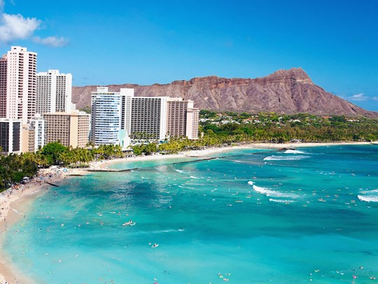 Séjour à Oahu