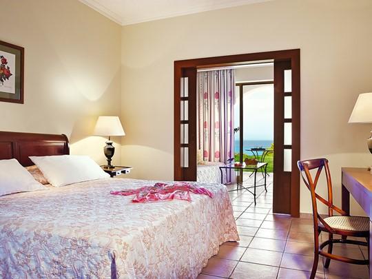 Family Room du Grecotel Olympia Oasis en Grèce