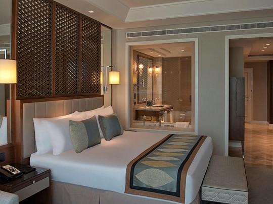 Des chambres élégantes