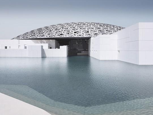 Le Louvre d'Abu Dhabi