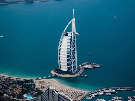 Admirez l'emblématique Burj al Arab